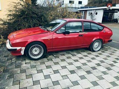 gebraucht Alfa Romeo Alfa 6 GTV2.5