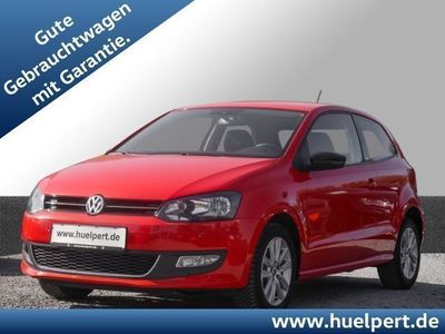 gebraucht VW Polo Polo 1.2 Style GRA Sitzhzg. Alu (Einparkhilfe)