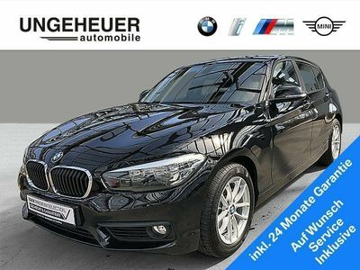 gebraucht BMW 118 i 5-Türer Advantage Tempomat USB PDC