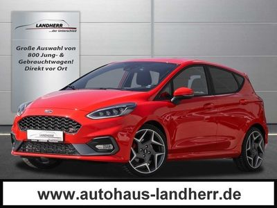gebraucht Ford Fiesta // Leder-Exclusiv/LED/Navi