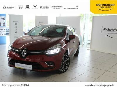 gebraucht Renault Clio ENERGY TCe 90 Intens Klima Navi LED