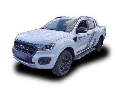 gebraucht Ford Ranger Doppelkabine 4x4 Wildtrak 2.0 TDCi Panther EU6d-T