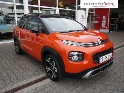 gebraucht Citroën C3 Aircross PureTech 110 S&S OPF Shine *Grip*Nav*Sitzheiz*