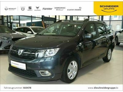 gebraucht Dacia Logan MCV TCe 90 S/S Lauréate +Navi+ Klima+ PDC