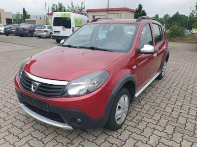 gebraucht Dacia Sandero Stepway II LPG Gas-Leder- HU neu-Euro5