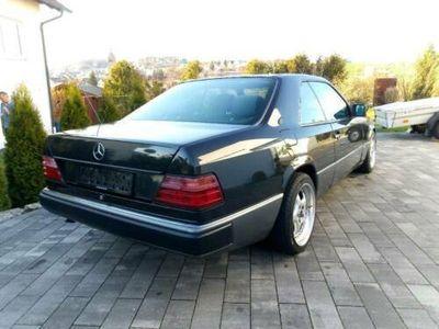 gebraucht Mercedes 230 c w124
