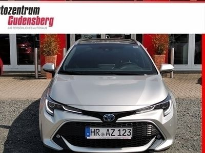 gebraucht Toyota Corolla 2.0 Hybrid Touring Sports Lounge / Navi