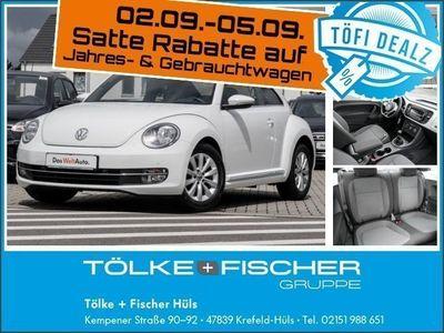 gebraucht VW Beetle 1.2 TSI Design Panod. PDC Klima