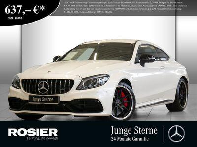 "gebraucht Mercedes C63 AMG AMG S Coupé Performance Sitz&Abgas 20"" LED"