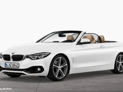 gebraucht BMW 440 i xDrive Cabrio Sport Line AHK Harman HUD DAB