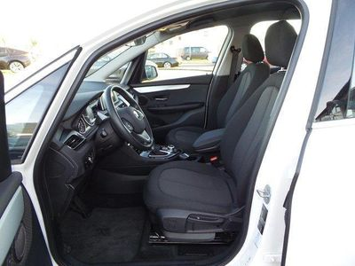 gebraucht BMW 218 Gran Tourer dA 7.SITZ NAVI MEDIA LED KAMERA