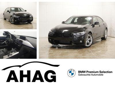 gebraucht BMW 418 Gran Coupé D M Sport 368Euro Leasing