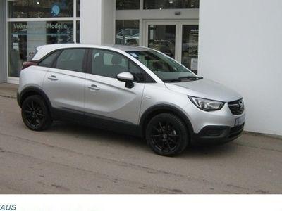 "gebraucht Opel Crossland X Edition AHK GRA MFA Klima TFL LM 16"""