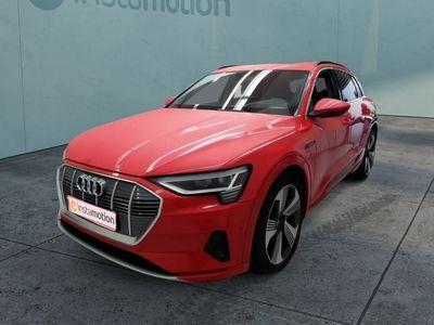 gebraucht Audi E-Tron eTron55 adv. Matrix/HuD/Pano/ACC/B&O/21 Zoll