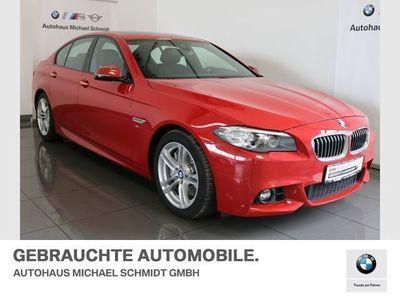 used BMW 535 d Limousine