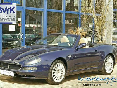 gebraucht Maserati Spyder 4200GT Handschalter, Sammlerstück