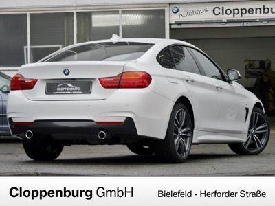 gebraucht BMW 435 Gran Coupé 4er i M Sportpaket xDrive 72TEUR VOLL