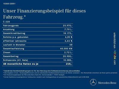 gebraucht Mercedes C220 C-Klassed T-Modell