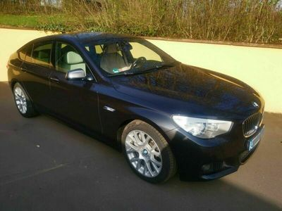 gebraucht BMW 550 Gran Turismo ix GT*FULL*PANO*HEAD-UP*FONDENTERTAINMENT*B&O