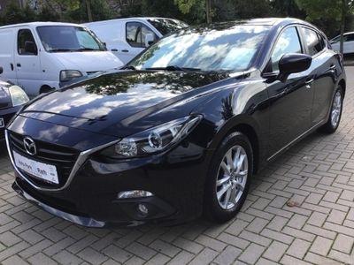 gebraucht Mazda 3 2.0l Centerline*Touring-Paket*Navi*PDC v+h*SHZ*