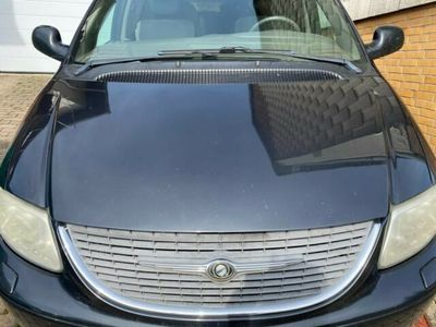 gebraucht Chrysler Grand Voyager 2.5 CRD Limited