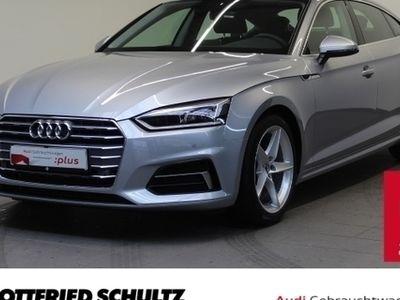 gebraucht Audi A5 Sportback 35 TDI LED+NAV+DAB+SHZ+KLIMAAUT. sport