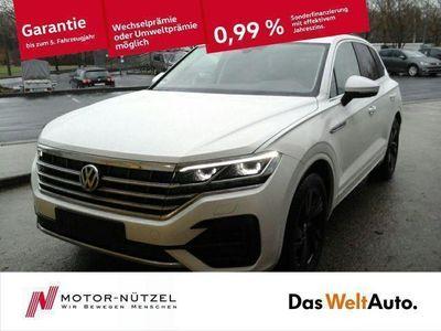gebraucht VW Touareg 3.0 TDI R-LINE EXT 5J.GAR+MATRIX+NAV+AIR