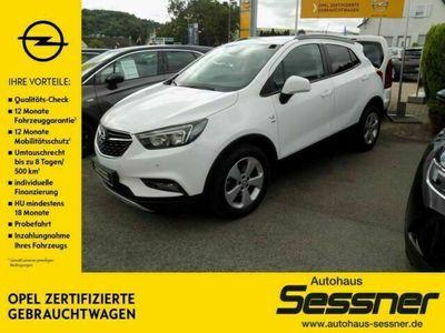 gebraucht Opel Mokka X/6Gang/Klimaautomat/PP/Rückfahrkamera/AGR