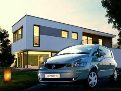 gebraucht Renault Avantime 3.0 V6 Privilege Automatik/Xenon/Leder