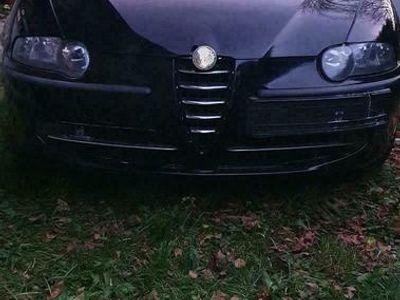gebraucht Alfa Romeo 147 jtd als Sportwagen/Coupé in Wiedergeltingen