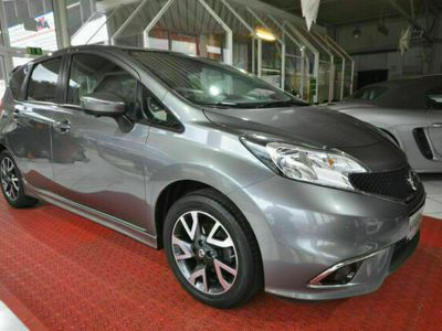 gebraucht Nissan Note Neu 1.2 DIG-S acenta+NAVI+KAMERA+KLIMA+