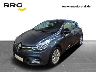 gebraucht Renault Clio IV IV TCe 90 Limited Deluxe Navi