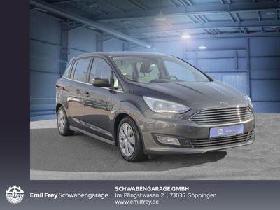 gebraucht Ford Grand C-Max 1.0 EcoBoost S&S Titanium