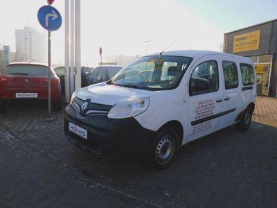 gebraucht Renault Kangoo 1.5 dCi 90 FAP Maxi Extra Combi DoKa