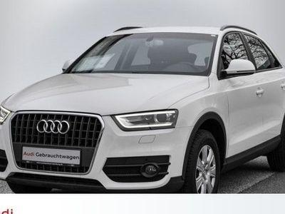 gebraucht Audi Q3 2,0 TDI 6-Gang NAVI-PLUS XENON