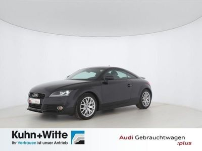 gebraucht Audi TT Coupé 2.0 TDI quattro Navi*Xenon*Sitzheizung*APS*Licht-Paket