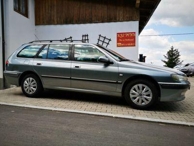 gebraucht Peugeot 406 Premium*Klima*FH*