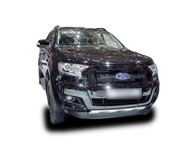 gebraucht Ford Ranger XLT 2.0 TDCi Aut10 Klima Temp S...