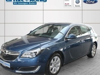 gebraucht Opel Insignia 2.0 CDTI Sports Tourer Innovation AHK