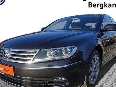 usado VW Phaeton V6 TDI 18WEGE/LUFT/PREMIUM/ALU18
