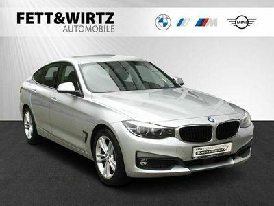 gebraucht BMW 320 Gran Turismo d xDrive Advantage Aut.
