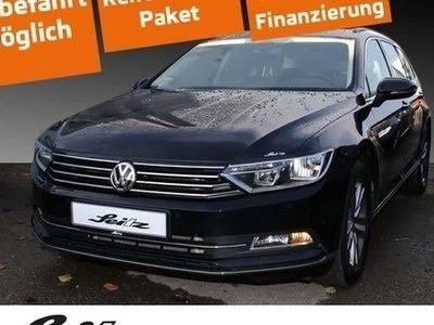 gebraucht VW Passat Variant 2,0 TDI Comfortline AHK Navi DSG
