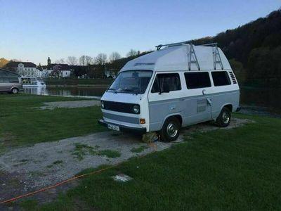 gebraucht VW T3 VW 70 PS, Hochdach, Camper, Westfalia