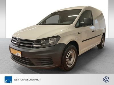 gebraucht VW Caddy 2.0 TDI Kasten EcoProfi AHK Klima