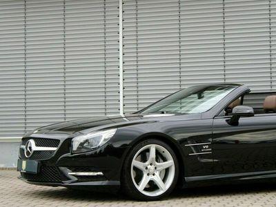 gebraucht Mercedes SLR McLaren SL 500*AMG Line*HKL7*DEUTSCH*MB Service*Distr.+*
