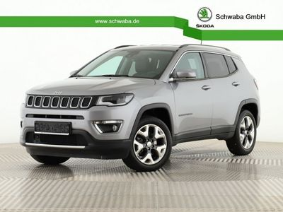 "gebraucht Jeep Compass 2.0 MultiJet Limited 4WD Autom.*XENO*18"""