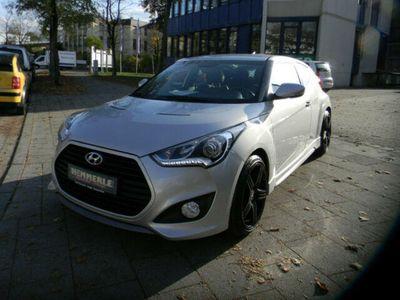 gebraucht Hyundai Veloster Style*Navigation*Klima*KeyLess*PDC