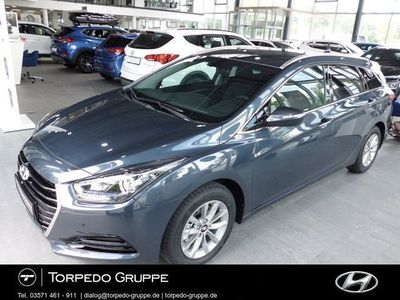 "gebraucht Hyundai i40 FL CW 1.6 ""Blue"" Trend Navigation Einparkhil"
