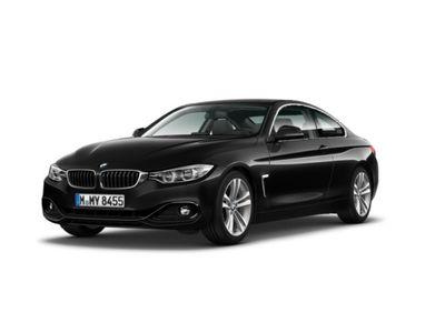 gebraucht BMW 430 i Coupe Sport Line SpAut Adapt.LED Nav PDC