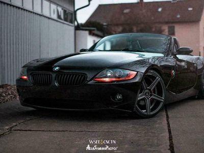 gebraucht BMW Z4 e85 2,5i als Cabrio/Roadster in Wasserlosen
